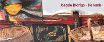 Joaquin Rodrigo - De ronda