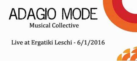 Adagio Mode Live - Program 6/1/2016