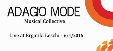 Adagio Mode Live – Program 6/4/2016