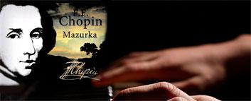 Chopin F. - Mazurka N.4 opus 17