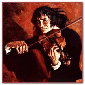 Paganini Niccolo - La Campanella