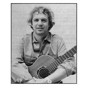 Ralph Towner - Classical Guitar Improvisation