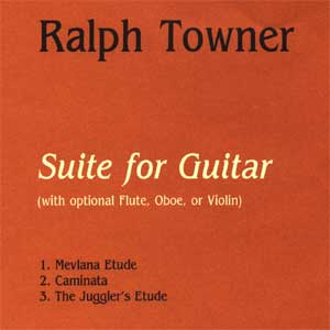 Ralph Towner - Suite for Guitar