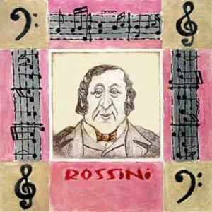 Gioachino Rossini - La Danza, Tarantella Napoletana