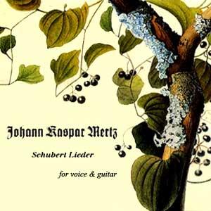 Schubert Franz - 6 Lieder