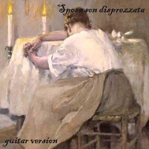 Vivaldi - Sposa son disprezzata