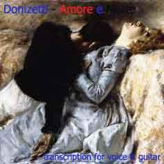 Donizetti Gaetano - Amore e Morte
