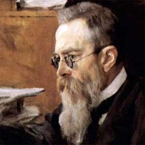 Rimsky-Korsakov - Vier Romanzen op.2