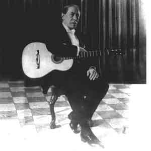 Barrios Augustin Mangoré - Chôro da Saudade