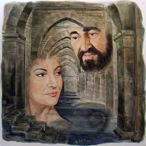 Donizetti Gaetano - Romance di Nemorino