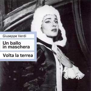 Verdi Giuseppe - Volta la terrea