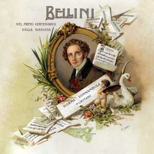 Bellini Vincenzo - 6 Arias