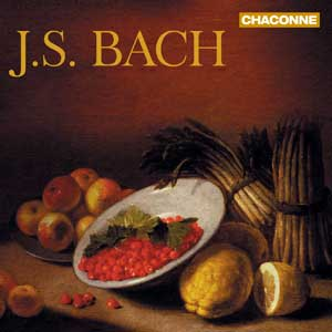Bach J.S. - Chaconne from the Partita for Violin No.2