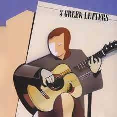 Sergio Assad - 3 Greek Letters