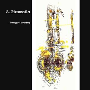 Piazzolla Astor - Tango Eudes
