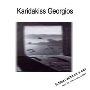 Karidakiss Georgios - A man without a car