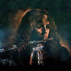 Mozart Amadeus - Flute Concerto in D-major, K.314