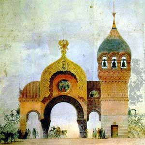 Mussorgsky Modest - Pictures at an Exhibition
