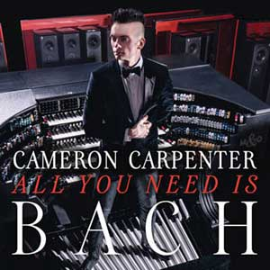 Organ - Carpenter - Cameron - Johann Sebastian Bach - Cello Suite Elaboration