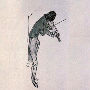 Paganini Nicolo - Moto Perpetuo (for alto sax and piano)