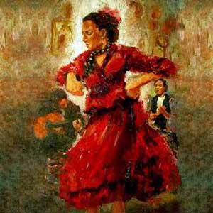 Albeniz Isaac - Zambra Granadina