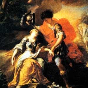 Monteverdi Claudio - Si Dolce e'l Tormento